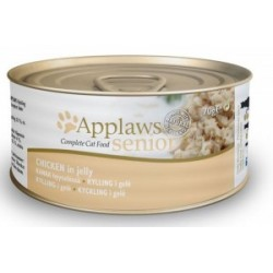APPLAWS Chicken in Jelly - SENIOR (puszka Senior Kurczak w Galaretce) 70g