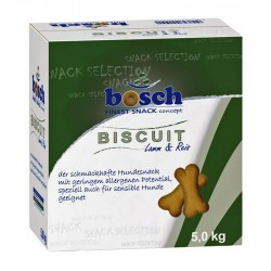 BOSCH BISCUIT LAMB&RICE 5 kg